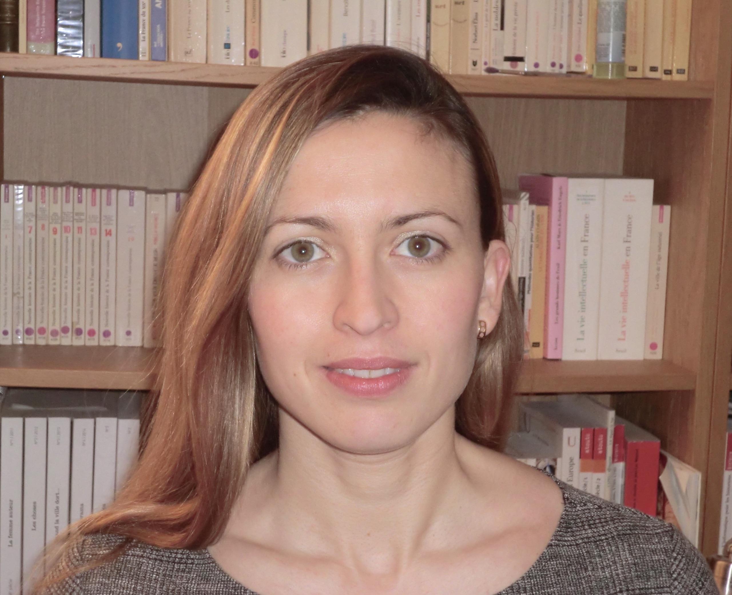 Delphine Diaz user icon